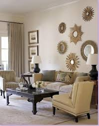 image of large wall decor ideas mirror