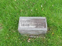 Elvira Dillon (1849-1922) - Find A Grave Memorial