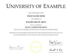 Printable Diploma Template Sample Of High School Certificate