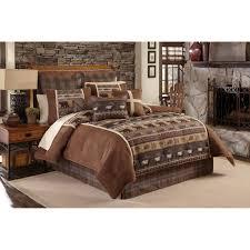 california king bed comforter sets regarding rustic brown bear set for appealing idea 12