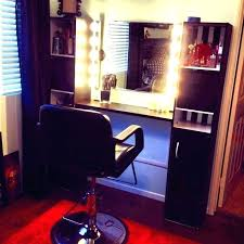 Best lighting for makeup mirror Diy Black Makeup Vanity Best Lighting For Makeup Vanity Makeup Vanity Lights Mirror Makeup Vanity With Lights Amazoncom Black Makeup Vanity Home Design Site