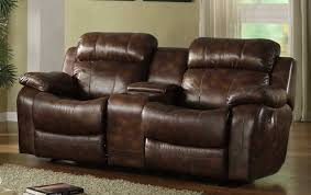 reclining sofa with center console black reclining sofa and loveseat leather reclining loveseat with