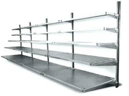 wall mount shelves wall mounted shelving systems architecture and interior astounding wall mount wire shelves to