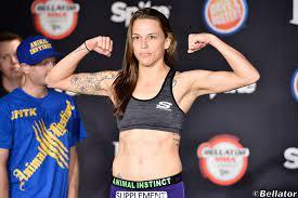 Jessica Middleton   MMA Junkie