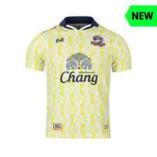 เสื้อสุพรรณบุรีเอฟซี 2020 ชุดที่สาม สีเหลือง ของแท้จากสโมสร Suphanburi FC