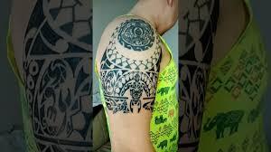 доделали орнамент маори полинезияthe Maori Polynesia Ornament Was Completed
