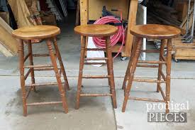 slipcovered counter stools. Shabby Chic Bar Stools | Farmhouse Slipcovered Counter U