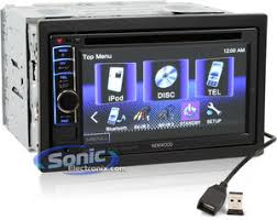 kenwood ddx419 in dash 6 1 cd dvd receiver w bluetooth pandora product kenwood ddx419