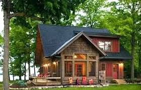 cabin plans with walkout basements lakeside cabin plans cabin plans medium size lakeside house plans lake