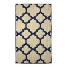 area rug washable accent rugs cotton n blue