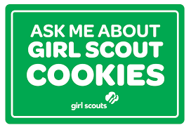 Image result for 2018 girl scout cookies