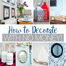 Ideas decorate Christmas Decorating Create Cozy And Wonderful Space On Budget Learn Tips And Ideas For How Houseful Of Handmade How To Decorate With No Money Houseful Of Handmade