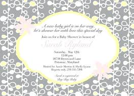how to word a baby shower invitation what to put on a baby shower invite a5publicidad co