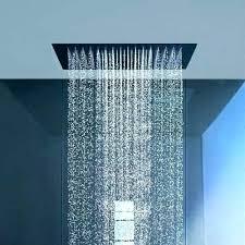 kohler rain shower s panel bathrooms