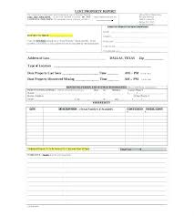 Crime Report Template New Car Accident Incident Report Template Auto Form Vehicle Free Reports