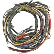 early_ford_store of ca early ford parts used original, nos Ford Wiring Harness Connectors 1950 car dash wiring harness 8 cyl