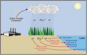 5 8 Acid Deposition Environmental Systems