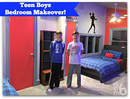 Cool teen boys bedroom makeover This Is The Project That Took Us Too Long To Get Around To Doing The Am Really Pleased With Our Teen Boy Bedroom Makeover Momof6 Teen Boys Bedroom Makeover Momof6