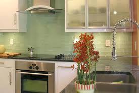 green glass backsplash tiles green glass subway tile in surf lush tile tile  lush green glass