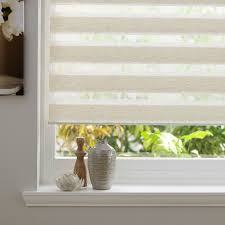 Colours Day & Night Corded Cream Roller Blind (L)160 cm (W)120 cm |  Departments | DIY at B&Q.