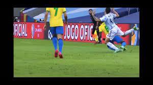 Arjantin - Brezilya Copa America Final maçı özeti (11.07.2021) Gol : Angel  Di Maria - YouTube