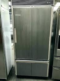 sub zero door panels replacement best french door refrigerator garage door panel repair parts