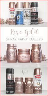 Krylon Paint Colors 9704 Rose Gold Spray Paint Colors Krylon