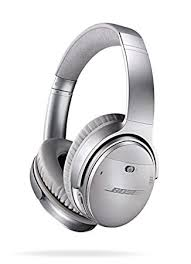 bose wireless headphones. bose quietcomfort 35 wireless bluetooth noise cancelling headphones - silver