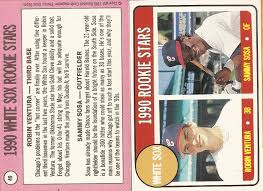 Sammy sosa prices (baseball cards 1990 topps) are updated daily for each source listed above. Sammy Sosa Price List Supercollector Catalog