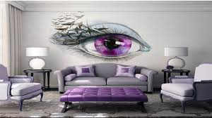 3d wall painting for your throughout bedroom 3d wall art view 2 of 15