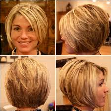 Haircuts Hairstyle best 25 stacked bob short ideas longer stacked bob 6485 by stevesalt.us