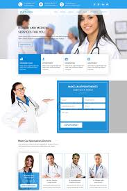 Healthcare Medical Health Psd Template 68810