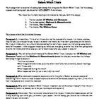 best m witch trials images m witch trials m witch trials essay assignment common core