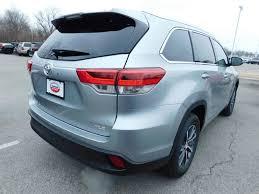 2018 New Toyota Highlander XLE V6 FWD at Toyota of Fayetteville ...