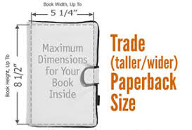 all book cover patterns available in our trade taller wider paperback book cover size