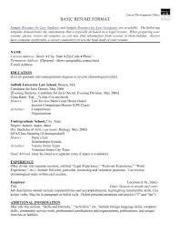 Study Abroad Resume Sample Resume Abroad Resume Format Sample Free Resume Cover Letter