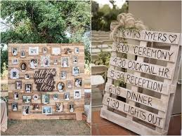 20 rustic country wooden pallets
