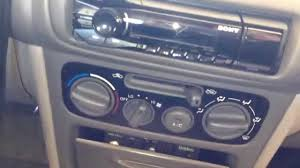 sony dsx a40ui car stereo installation on 1998 1999 2000 2001 2002 sony dsx a40ui car stereo installation on 1998 1999 2000 2001 2002 toyota corolla