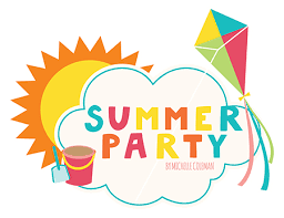 summer party clipart. Unique Summer Summer Party Clip Art Free Collections Echo Park Paper Co To Clipart I