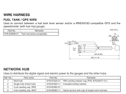 yamaha digital fuel gauge wiring diagram wiring diagram yamaha multifunction gauge wiring diagram diagrams base