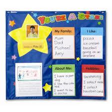 Star Student Chart Star Student Pocket Chart