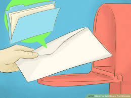 Selling A Share Certificate 3 Ways To Sell Stock Certificates Wikihow