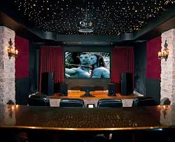 home theatre lighting ideas. Home Theater Traditional-home-theater Theatre Lighting Ideas