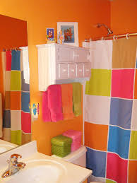 colorful bathroom accessories. Incredibly Colorful Ideas For Bathroom : Accessories