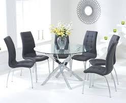 round dining table for 6. Simple For 6 Seater Round Glass Dining Table Awesome For Your  Room   With Round Dining Table For