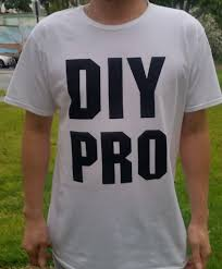 picture of how to screen print a t shirt on a budget diy