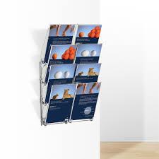... Rack, Office Wall Mounted Magazine Rack Walmart Design: Appealing Wall  Mounted Magazine Rack Ideas ...