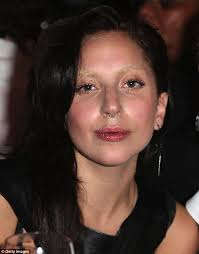 no makeup interview makeup daily bare faced lady a looks a shadow of her former self wearing minimal make