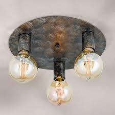 three bulb ceiling light rati in a vintage look 7255365 01