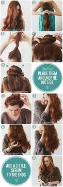 Easy Hairstyles For Girls 17 Inspiration 24 Super Easy Hairstyles For 24 Three Step Hairstyles For Girls